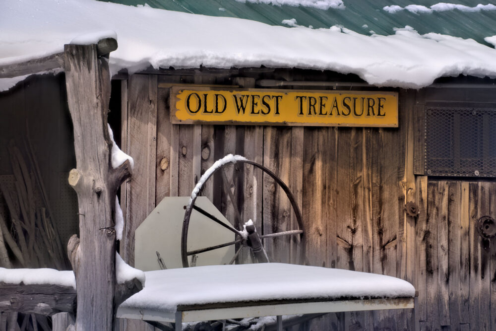 Fine art photography prints | Old West Treasure Black Hills South Dakota