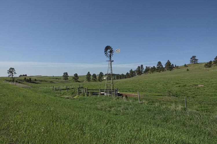 Fine art photography prints | Nebraska Sandhills Windmill