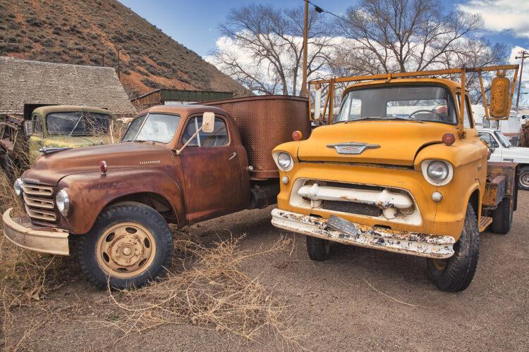 Fine art photography prints | High Desert Haulers