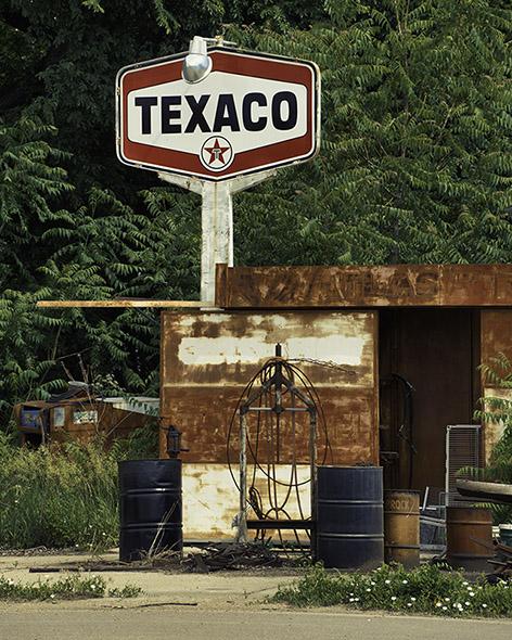 Fine art photography prints   Atlas Texaco