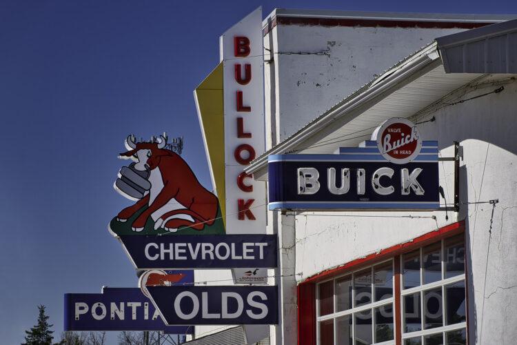 Fine art photography prints | Buick Chevy Pontiac & Olds