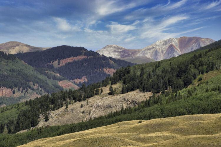 Fine art photography prints | Teocalli Mountain South