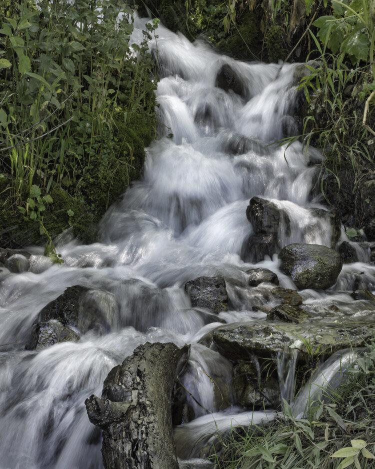 Fine art photography prints | Brush Creek Waterfall
